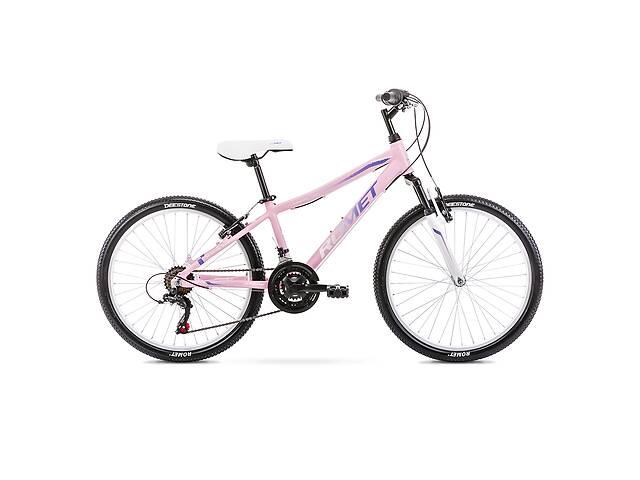 купить бу Велосипед Romet Jolene білий в Львове