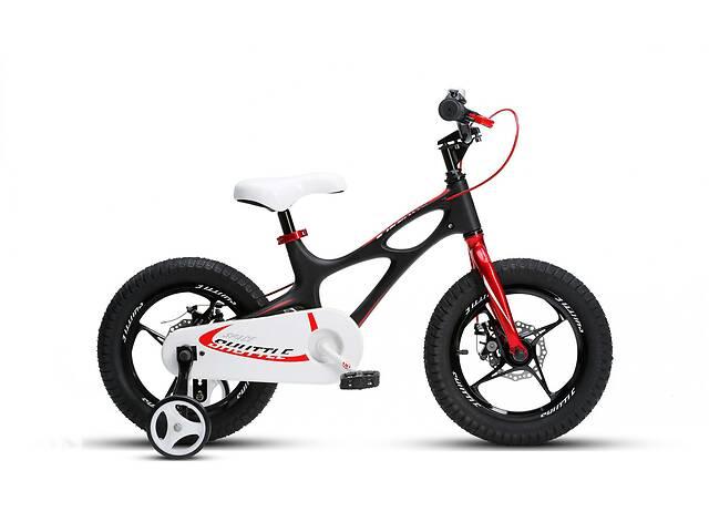 """продам Велосипед  RoyalBaby SPACE SHUTTLE 16 """", OFFICIAL UA, чорний бу в Львове"""