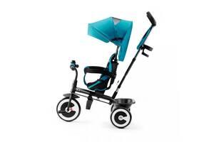 Велосипед трехколесный Kinderkraft Aston бирюзовый