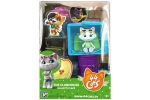 Игровой набор 44 CATS Миледи с домиком (34132)