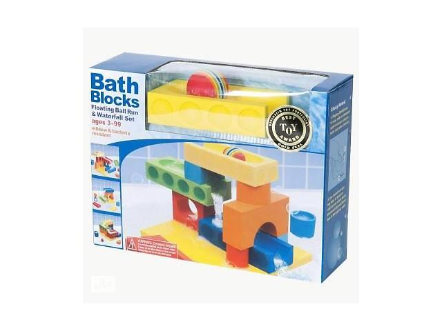 Игрушка для ванной Just Think Toys Подвижный Мяч Водопад (22067)- объявление о продаже  в Харькове