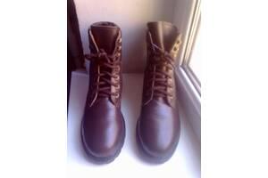 Зимние кожаные ботинки, г.- 37& quot; Мальвы& quot;