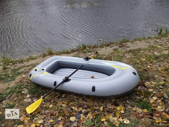 купить бу Лодка надувная HYDRO-FORCE RX-4000 RAFT в Львове
