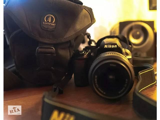 бу Nikon d3100 + 18-55 VR Kit + сумка + флешка 16 в Києві