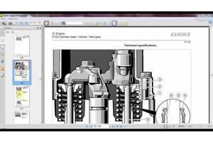 CLAAS WebTIC Offline - установка программы руководства по ремонту