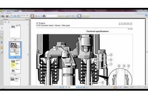CLAAS WebTIC Offline - установка програми керівництва по ремонту