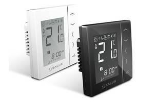 Salus VS10WRF - терморегулятор бездротовий, білий