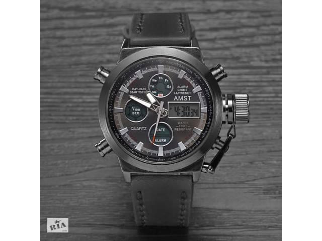бу Армійські чоловічі наручні годинники AMST! Оригінал в Харкові