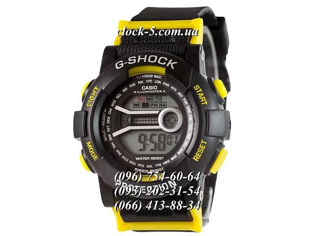 бу Casio G-Shock в Киеве
