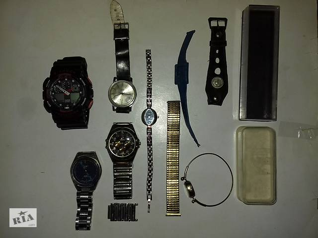 купить бу Годинник для колекцій (радянські годинники та інше) в Києві