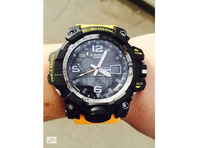 Годинник чоловічий наручний Casio G-Shok - Годинники в Києві на RIA.com dff4352fffa4d