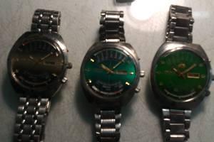 чоловічі наручні годинники Orient