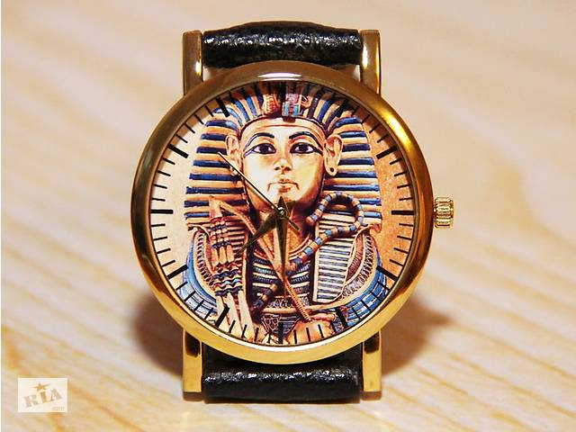 купить бу Часы тутанхамон, египетские часы, часы сувенир, женские часы, мужские часы в Житомире