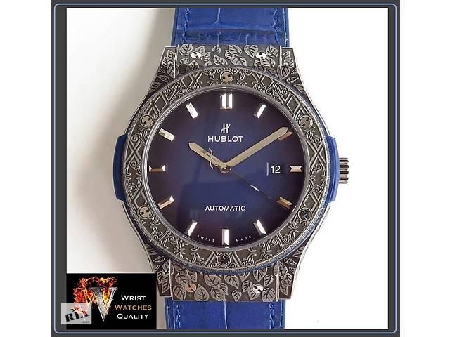 HUBLOT - Classic Fusion FUENTE Blue Automatic Titanium - 45mm Edition- объявление о продаже  в Києві