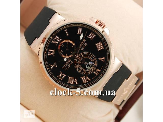 Механічні наручні годинники Ulysse Nardin Уліс Нардін (копія) жіночі ... 4b0d92984bc41
