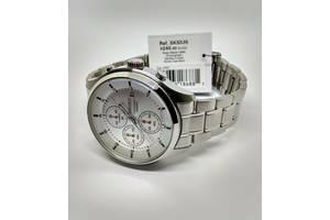 Нові чоловічі наручні годинники Seiko