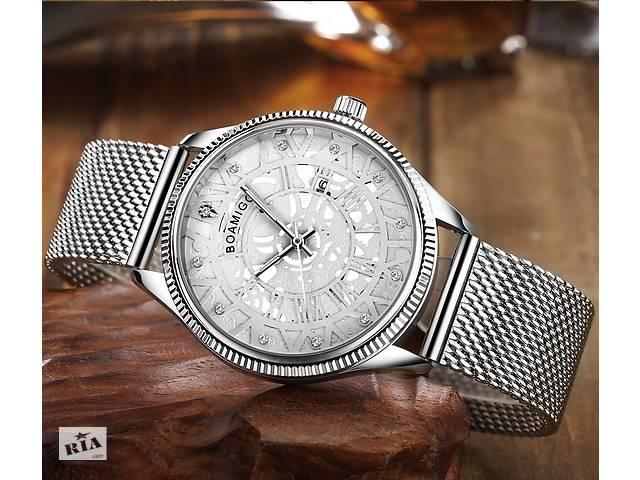 купить бу Наручные часы Boamigo Silver Style Оригинал в Кривому Розі