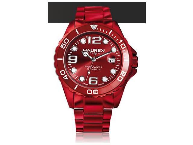 купить бу Наручные часы H-INK 7K374DRR Красный в Киеве