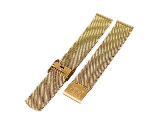 продам Ремешок для часов Ziz из нержавеющей стали золото SKL22-142800 бу в Харькове