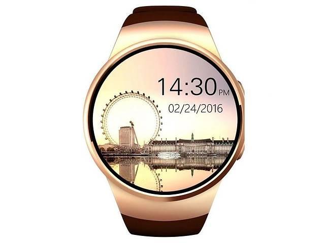 купить бу Смарт-часы Smart Watch F13 Gold (KW18) в Киеве