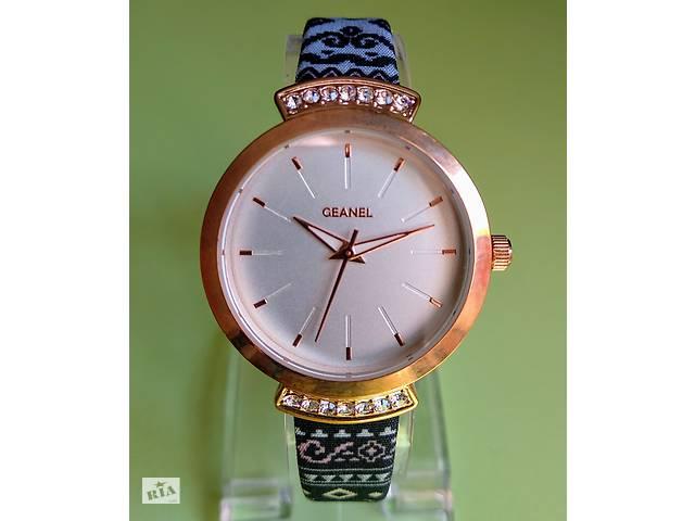продам Женские наручные часы Geanel Lux-500 бу в Кривом Роге