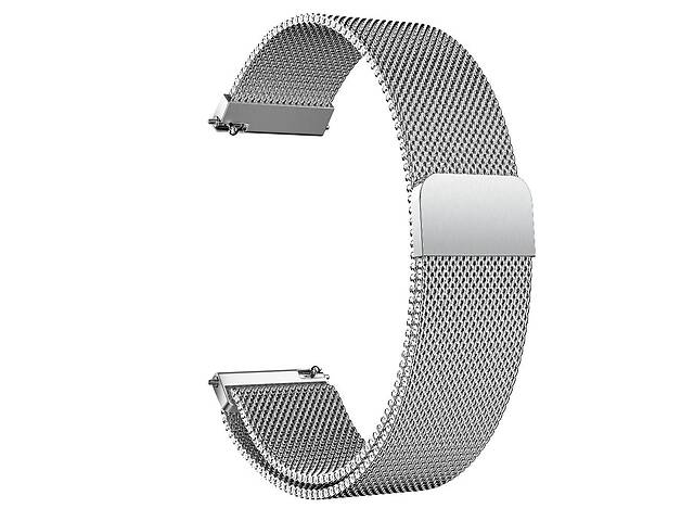 продам Ремешок для часов Melanese design bracelet Universal, 20 мм Silver бу в Запорожье