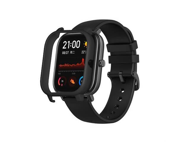Amazfit GTS Захисний бампер для смарт годин, Black- объявление о продаже  в Запоріжжі