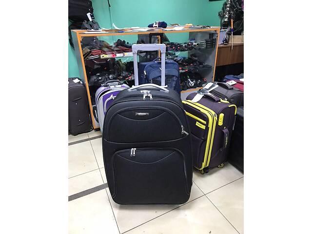 бу Большой чемодан на двух больших колесах в Конотопе