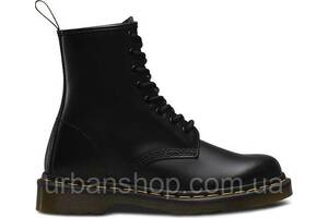 Чоловічі Dr. Martens 1460 8-Eye Boot Black Smooth 39-47. Мартенси, Docs, мартіна.