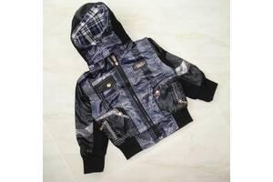Демисезонная куртка на 2 -5  лет