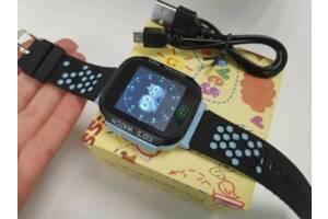 Детские смарт часы с GPS и телефонией