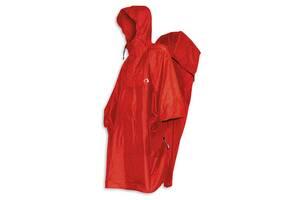 Дощовик пончо Tatonka Cape Men Red (1033-TAT 2794.036)