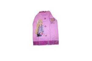 Дождевик Барби с капюшоном Kronos Toys 808A L (tsi_36748)