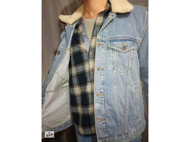 Чоловіча куртка джинсова Cotton Jeans.- объявление о продаже  в Харкові