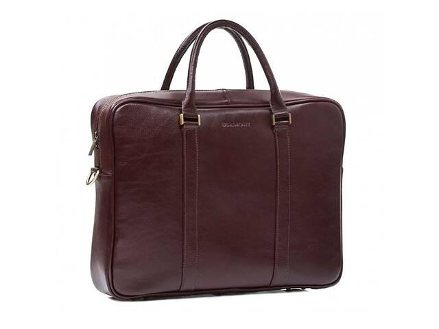 """купить бу Функциональная сумка для ноутбука на 15"""" Blamont Bn022R, коричневый в Киеве"""