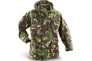 Камуфляжна куртка зріст 190 розмір 58 Британії Оригінал