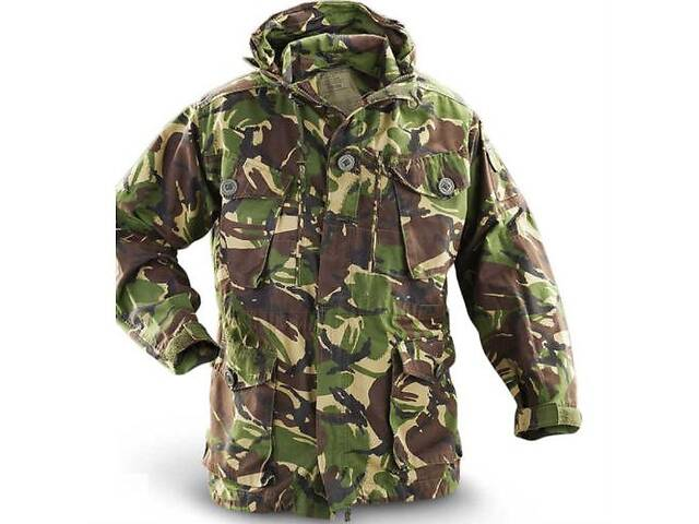 купить бу Камуфляжна куртка зріст 190 розмір 58 Британії Оригінал в Полтаві