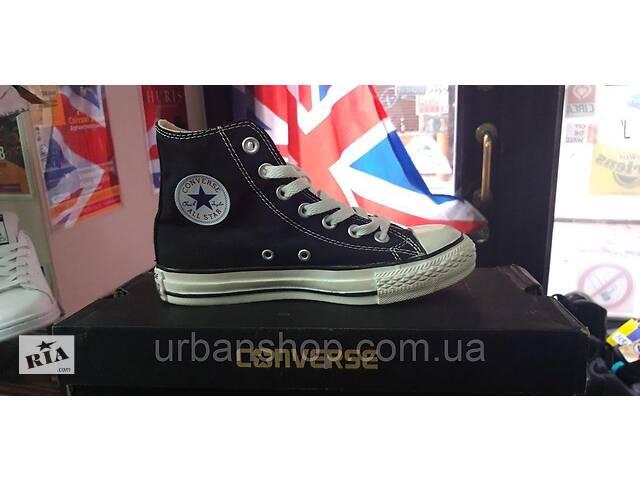 Кеди Converse ALL STAR High Black  (M9160) .- объявление о продаже  в Львові