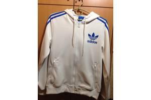 Худи,кофта,толстовка Adidas originals оригинал в идеале(состояние новой вещи) р. S подойдет и на M.