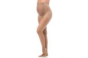 Компресійні жіночі колготки для вагітних Relaxsan Basic 70 Ден з регульованим поясом 5 Бежеві Арт. 790