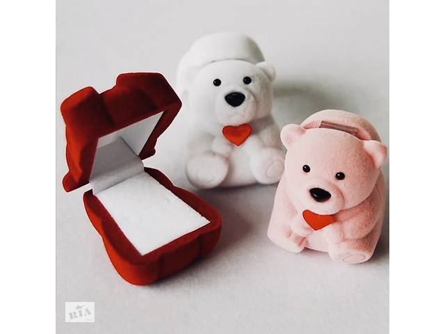 Коробочка для ювелирных изделий кольца кулона цепочки браслета- объявление о продаже  в Ужгороде