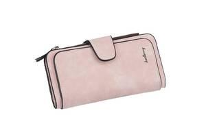 Кошелек женский Baellerry N2345 розовый