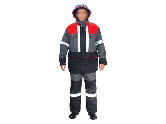 Костюм рабочий утепленный Метинвест продам. Зимняя спецодежда утепленная. Рабочая утепленная одежда. Защитная спецодежда- объявление о продаже  в Кривом Роге