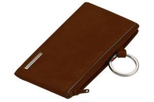Кожаная ключница Piquadro Blue Square PC1514B2_MO коричневая