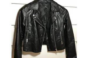 Шкіряна куртка & amp; ldquo; Назавжди 21 & amp; rdquo; розмір S
