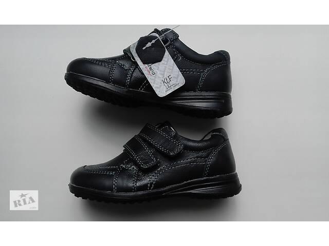 продам Кожаные туфли на мальчика бу в Запорожье