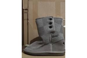 Кожаные (замшевые)зимние сапоги (угги) Roxy 37p.