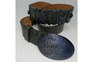 Кожаный ремень от Takeshy Kurosawa