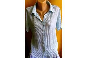Красивая воздушная блузка на размер L-XL/48-50.Идеальное состояние