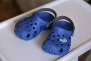Кроксы оригинальные Crocs 6, 23 размер